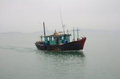 Compartiment de Halong Photos libres de droits