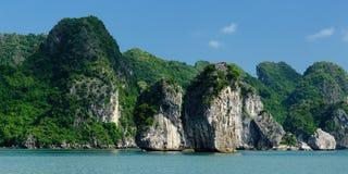 Compartiment de Halong au Vietnam photo libre de droits