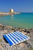 Compartiment de Manacore, Apulia, Italie. Image libre de droits