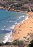 Compartiment de plage Image libre de droits