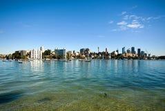 Compartiment de Rose, Sydney, Australie Photo stock
