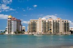 Compartiment de Sarasota Image libre de droits