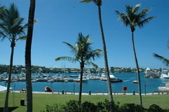 Compartiment des Bermudes image libre de droits