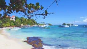 Compartiment des Caraïbes banque de vidéos