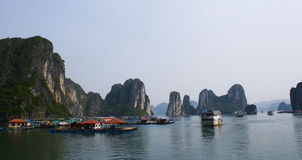 compartiment ha Vietnam long Images libres de droits