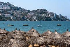 Compartiment Mexique d'Acapulco photographie stock libre de droits