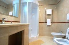 Compartimento do chuveiro Fotos de Stock