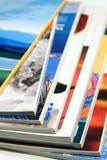 Compartimentos Imagens de Stock