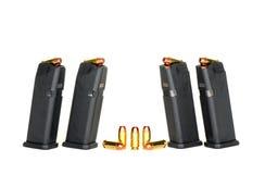 Compartimentos carregados Fotografia de Stock