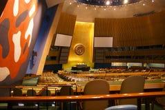Compartimiento de Asamblea General Imagen de archivo