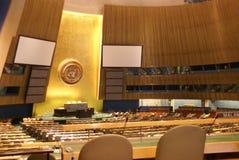 Compartimiento de Asamblea General Imagenes de archivo