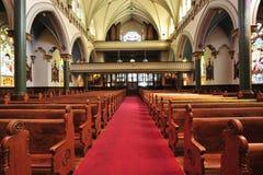 Compartimiento de la iglesia fotos de archivo libres de regalías