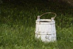 Compartimiento de la leche Fotos de archivo libres de regalías