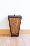 Compartimiento del bambú Imagen de archivo