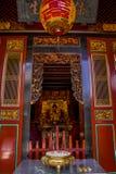 Compartimiento del templo Foto de archivo libre de regalías