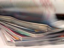 Compartimientos Foto de archivo libre de regalías