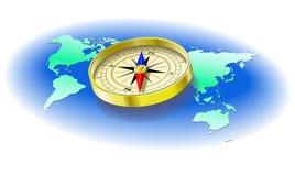 Compas. Photo stock