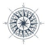 Compas aumentou Fotos de Stock Royalty Free