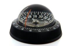 Compas de bateau Image libre de droits