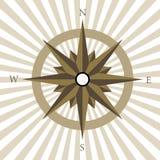 Compas de cru Image stock