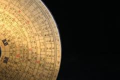 Compas de Feng Shui Image stock
