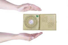 Compas de shui de Feng Images stock