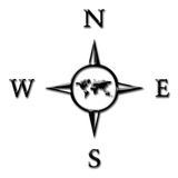 Compas/ENV illustration stock