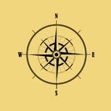 Compas rose de vent Illustration de vecteur Photo stock
