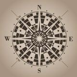 Compas s'est levé Illustration de vecteur illustration de vecteur
