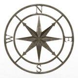 Compas steg vektor illustrationer
