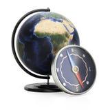compass глобус Стоковые Изображения RF