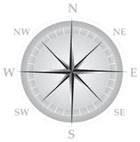 Compass 01 Royalty Free Stock Photo