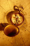 Compass 01 Royalty Free Stock Images