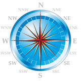 Compass 02 Royalty Free Stock Images