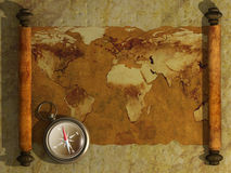Compass Royalty Free Stock Image