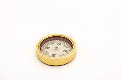 Compass. On a white background Stock Images