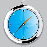 Compass. Drawing Set 1 Vector Drawing Royalty Free Stock Images