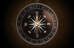 The Compass Stock Photography