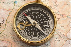 Compass A Stock Photography