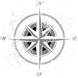Compass. This  illustration may be useful  as designer work Stock Photography