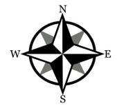 Compass stock illustration
