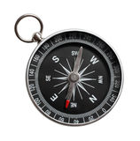 Compass. Close-up isolated on white background Stock Photo