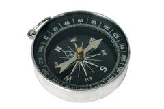 Compass 2. Close-up compass stock photo