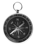 Compass. Isolated on white backgroun Royalty Free Stock Photography