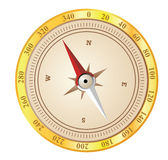 Compass Royalty Free Stock Photo