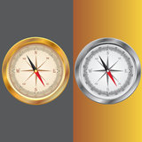 Compass. Royalty Free Stock Images