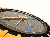 Compass. Close -up. 3D illustration Stock Photo