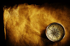 Free Compass Royalty Free Stock Photography - 4774137