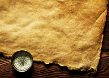 Free Compass Royalty Free Stock Images - 4890219