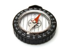 Compass 6 Stock Photography